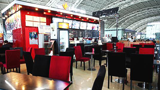 成都双流国际机场Esenco illy咖啡厅