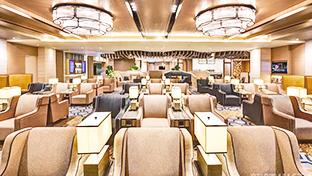 新加坡樟宜机场Plaza Premium Lounge (T1)