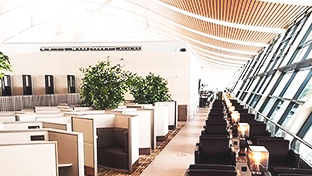 上海浦东国际机场(T2国际) 77号东航环亚贵宾室