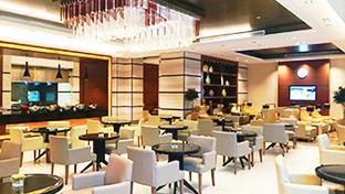 迪拜国际机场Ahlan First Class Lounge (Concourse D)