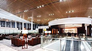 厦门高崎国际机场头等舱休息室
