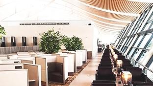 上海浦东国际机场 77号东航环亚贵宾室(T2国际)